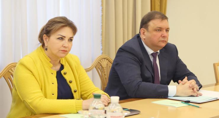 Глава КСУ Наталья Шаптала заработала в июне 400 тыс грн