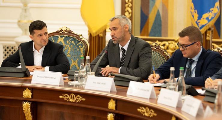 Рябошапка: Нужно победить коррупцию за 5 лет