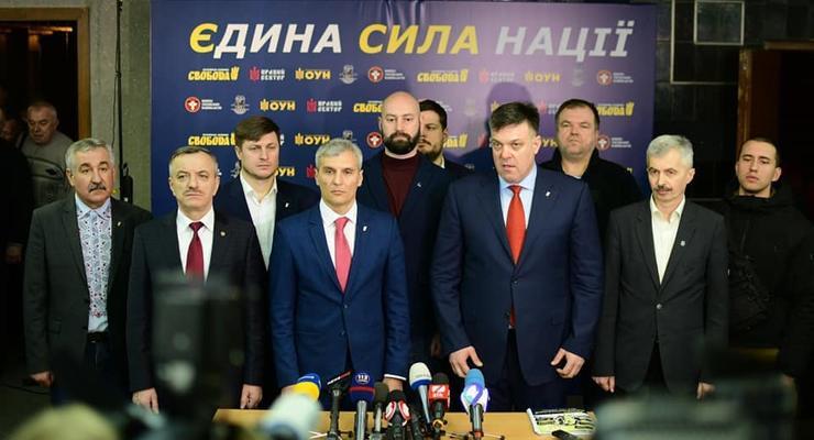 """Нехватка денег и козни Порошенко: """"Свобода"""" объяснила свой провал на выборах"""