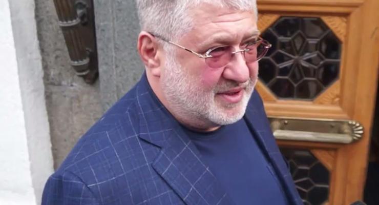 Коломойский рассказал, сколько вложил в президентскую кампанию Зеленского