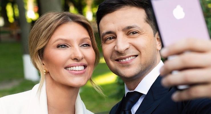 За чей счет Зеленский с супругой летал в Одессу