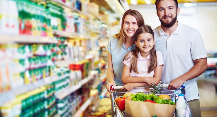 В Украине зафиксировано снижение потребительских цен