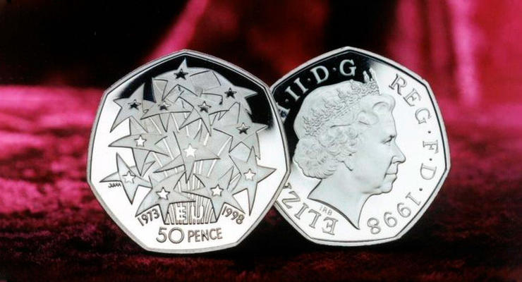 В Великобритании выпустят монету в честь Brexit