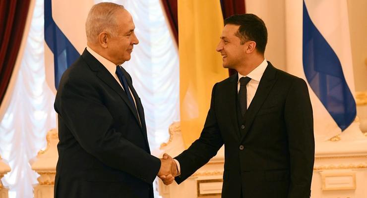 Украина будет платить пенсии израильтянам