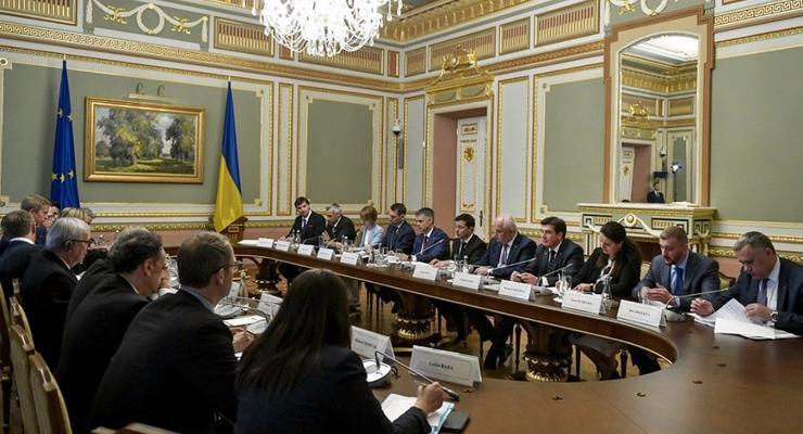 В Украине заработала налоговая служба