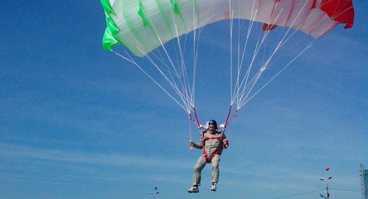 Прыжки с парашютом позволяют быстрее выйти на пенсию