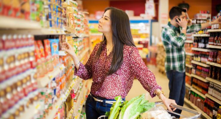 В Украине самые дешевые фрукты и овощи
