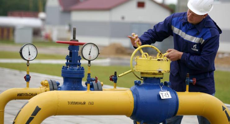 Украина заполнила свои ПХГ газом на 60%