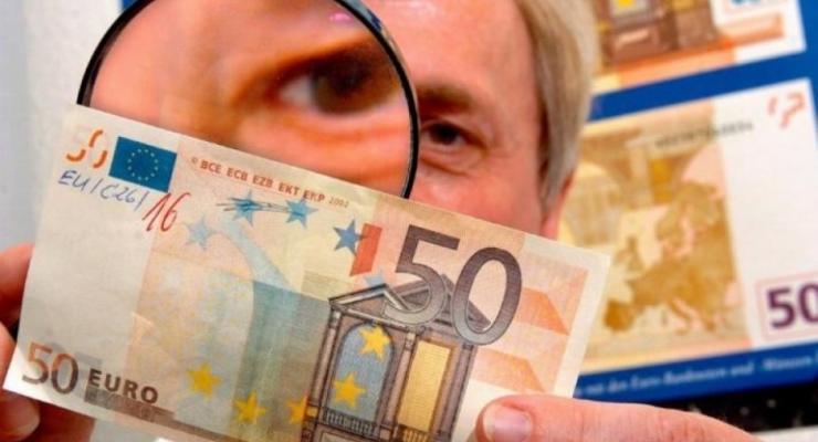 Поддельные евро: Как распознать фальшивку
