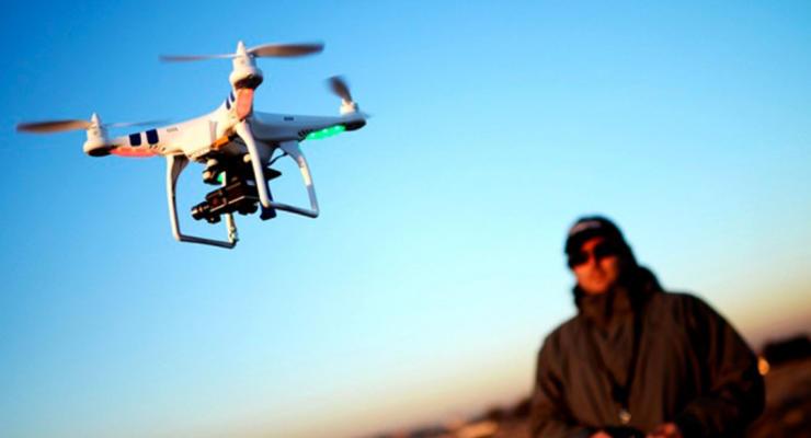 Укрзализныця будет ловить воров с помощью дронов