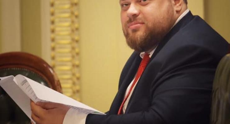 Стефанчук назвал недочеты в госбюджете-2020
