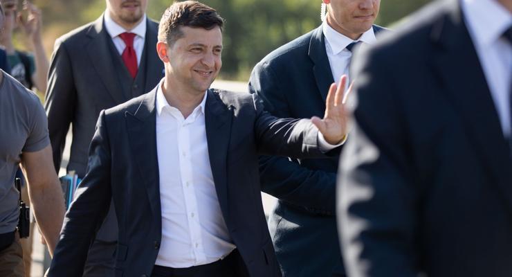 """Зеленский обсудил тему """"ПриватБанка"""" с миссией МВФ"""