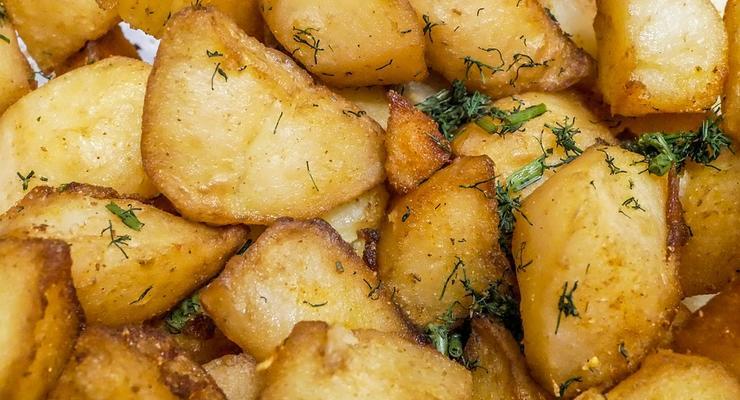 Импорт картофеля в Украину превысил экспорт