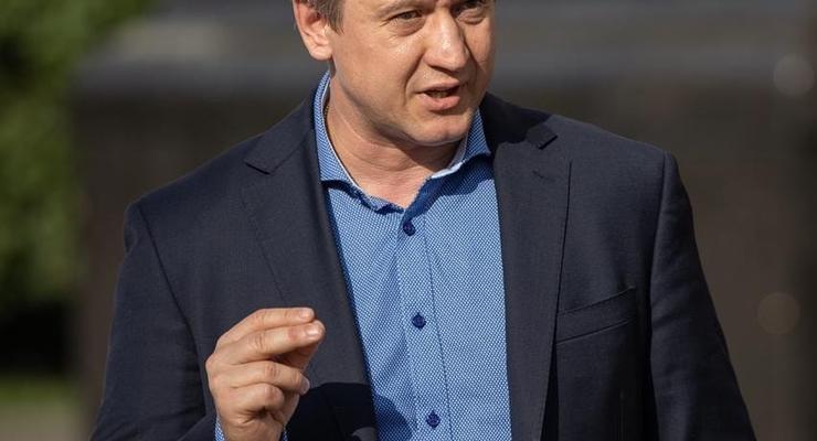 Секретарь СНБО Данилюк подал в отставку