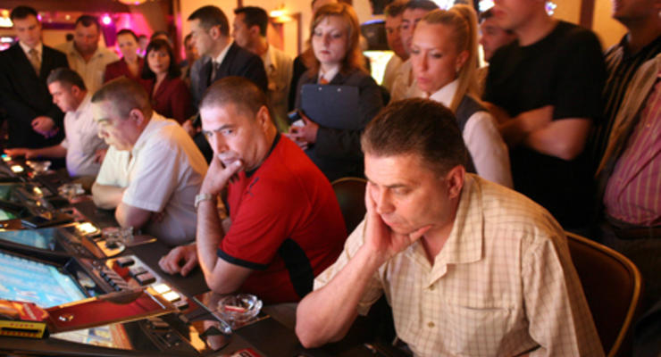 Кабмин одобрил законопроект об игорном бизнесе