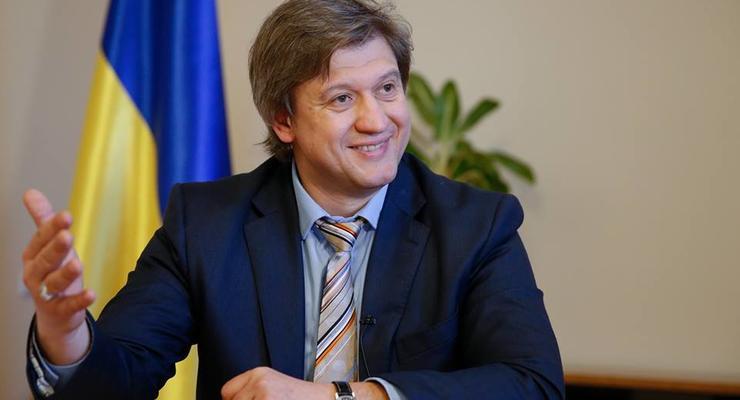 Зеленский уволил секретаря СНБО Данилюка