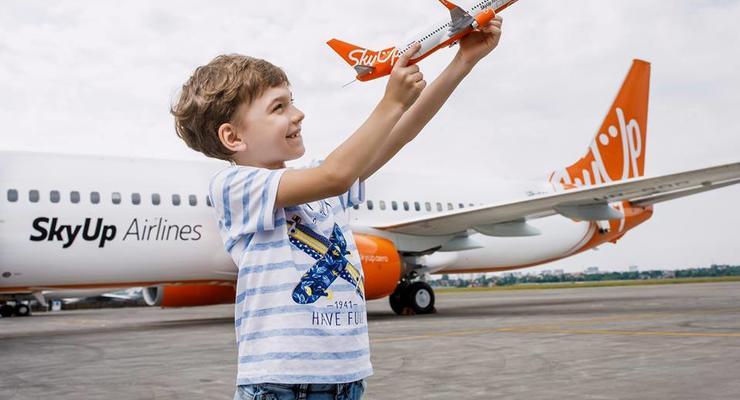 SkyUp запускает рейс Львов-Париж по низким ценам
