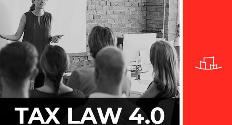 TAX LAW 4.0 – все, что нужно знать юристу о налогах и бухучете