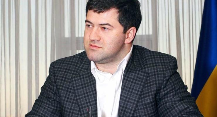 Насиров арендовал у таможни коттедж за 6,7 тыс грн в месяц