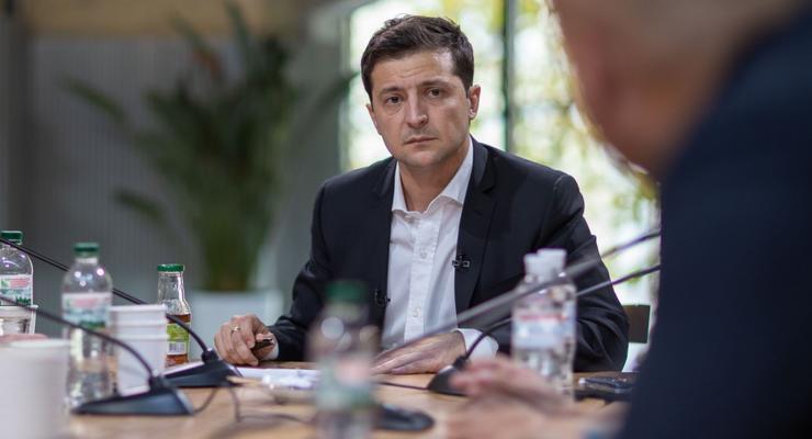 Зеленский пообещал не увеличивать расходы на ОПУ