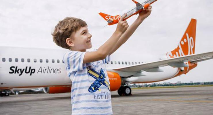 SkyUp запустила новый рейс из Харькова