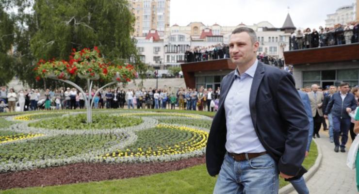 В Киеве отремонтируют парки за 45,7 млн гривен