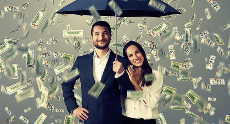Украинцы назвали источники своего дохода