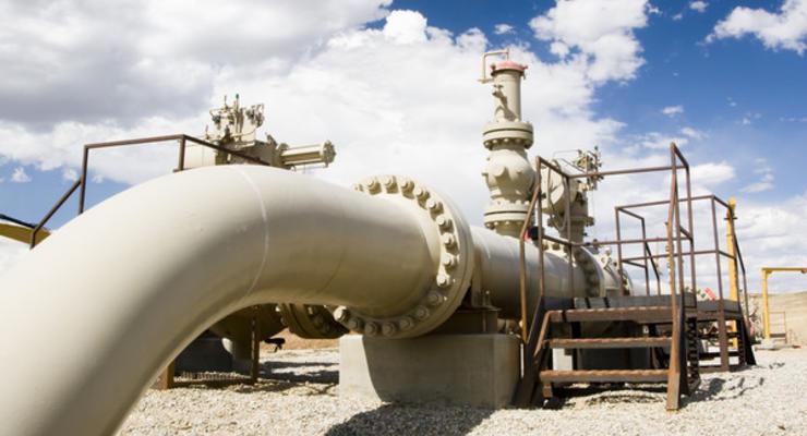 Украина начала отбирать газ из ПХГ