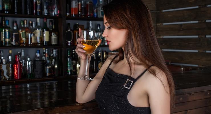 Сколько украинцы ежемесячно тратят на алкоголь