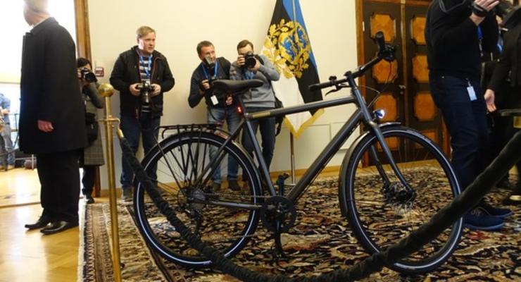 Стало известно, сколько стоит велосипед Зеленского
