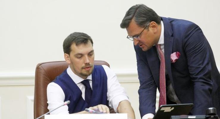 Гончарук рассказал о встрече с олигархами