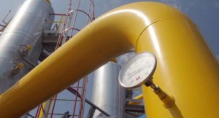 Импортный газ подешевел на 11%
