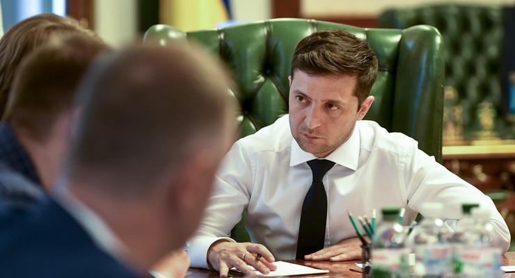 Зеленский подписал закон для анбалдинга Нафтогаза