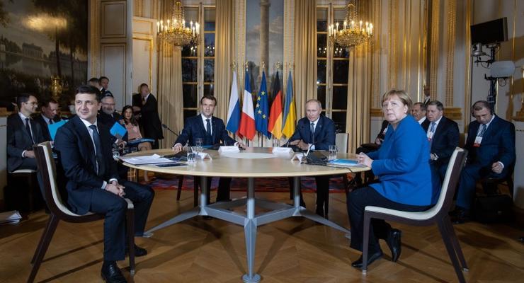 Зеленский VS Путин: Что решили в нормандском формате