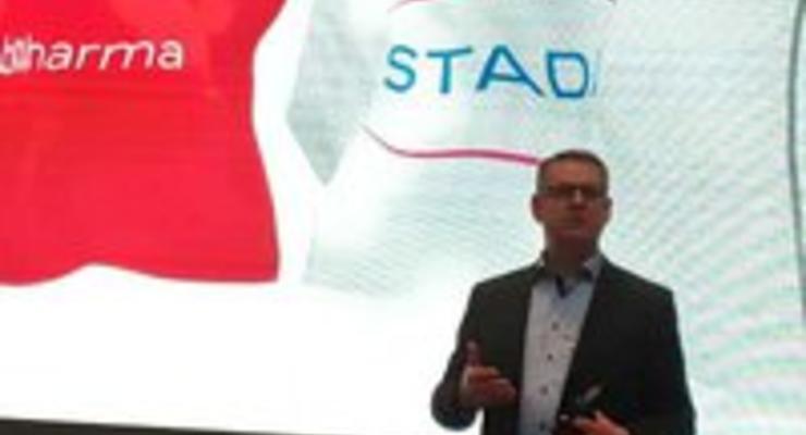 CEO STADA: мы планируем расширить линейку продукции Biopharma