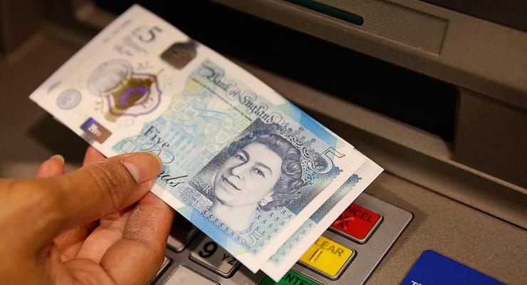 Курс британского фунта укрепился