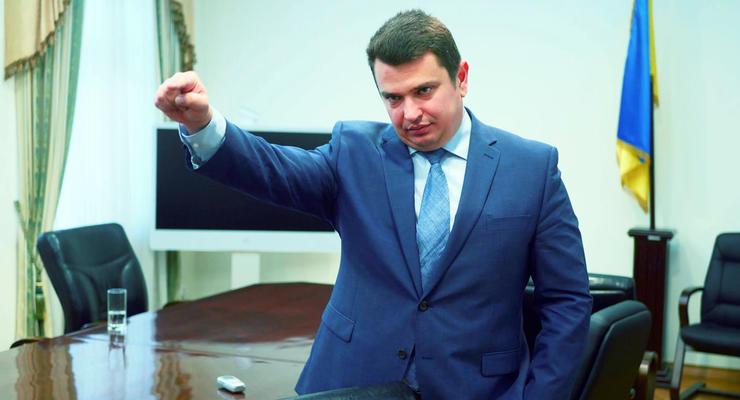 Директора НАБУ Сытника внесли в реестр коррупционеров