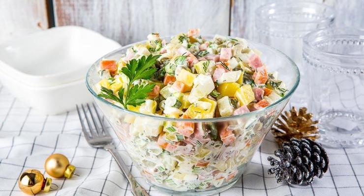 """""""Индекс"""" оливье: Сколько стоит любимый новогодний салат"""