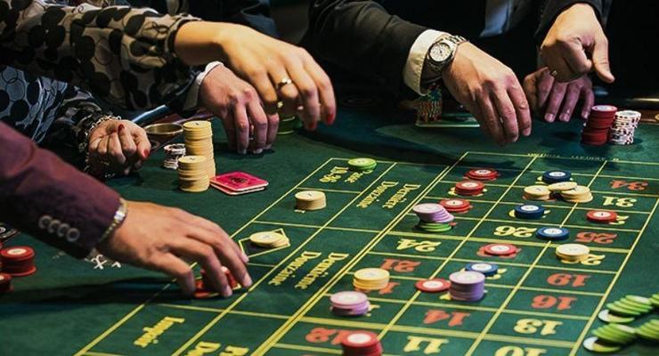 Сколько нелегальных казино закрыли в Украине