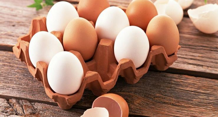 Яйца значительно упали в цене