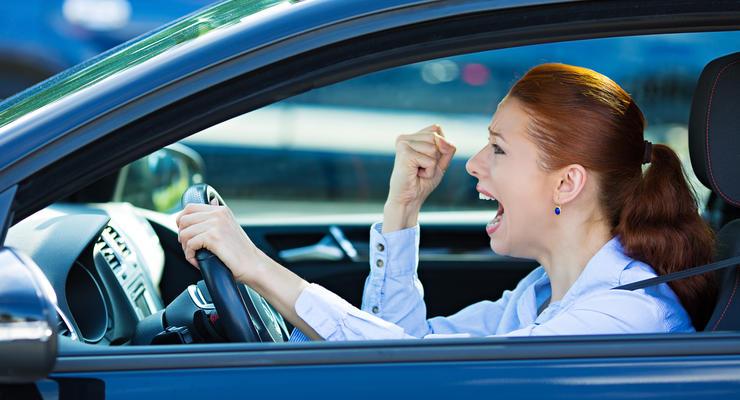 Авто на еврономерах будут штрафовать