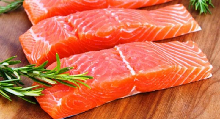 Производство морской рыбы значительно увеличилось