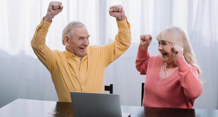 """Как """"разбогатели"""" пенсионеры за год"""
