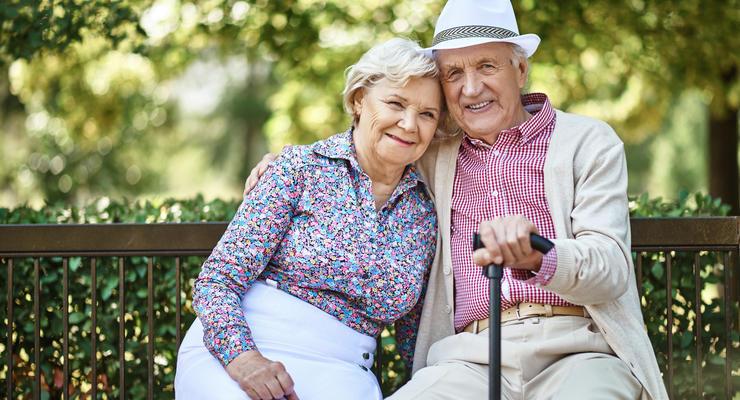 Почти 35% пенсионеров получают меньше 2 тыс грн