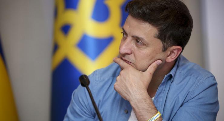 Зеленский поддержал законопроект о ПриватБанке и банках-банкротах