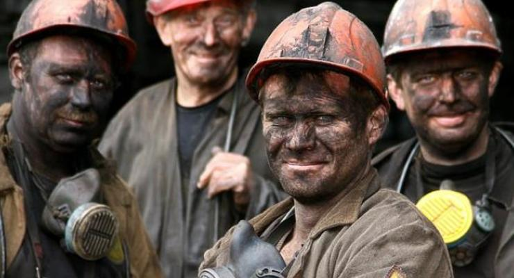 На зарплату украинским шахтерам направили 163 млн грн