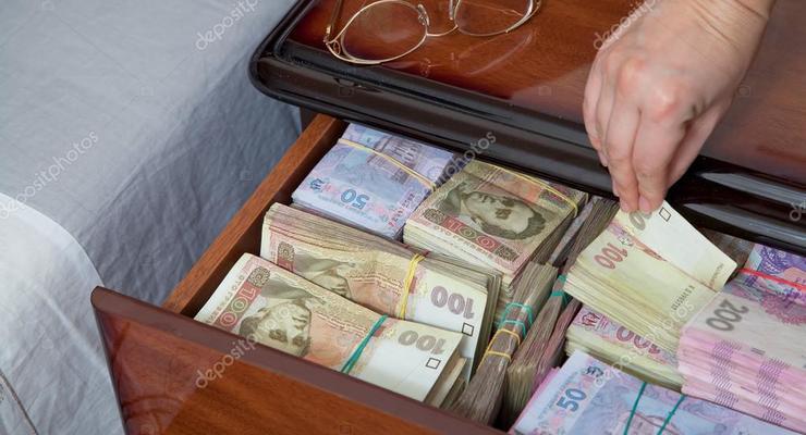 Назван размер средней зарплаты украинцев в 2019