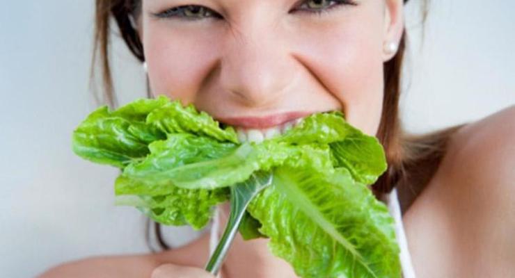 В Украине дорожают салат и зелень