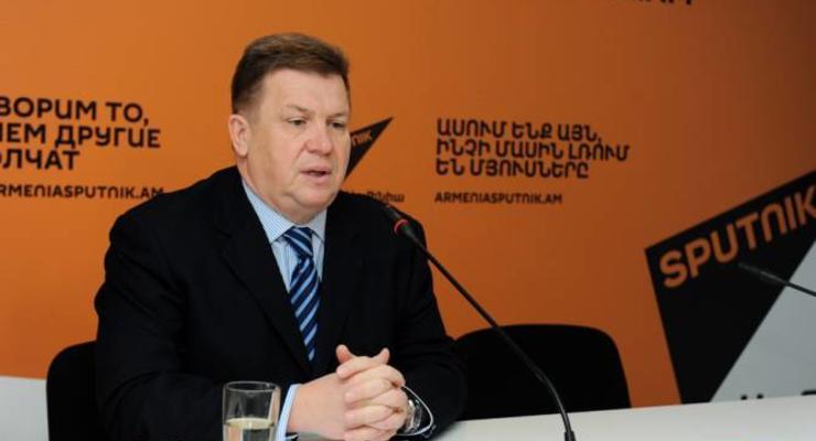 РФ назначила торгового представителя в Украине
