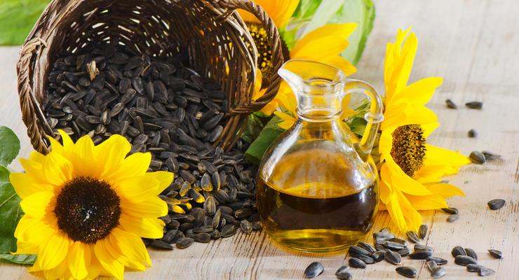Украина продает подсолнечное масло больше всего в мире